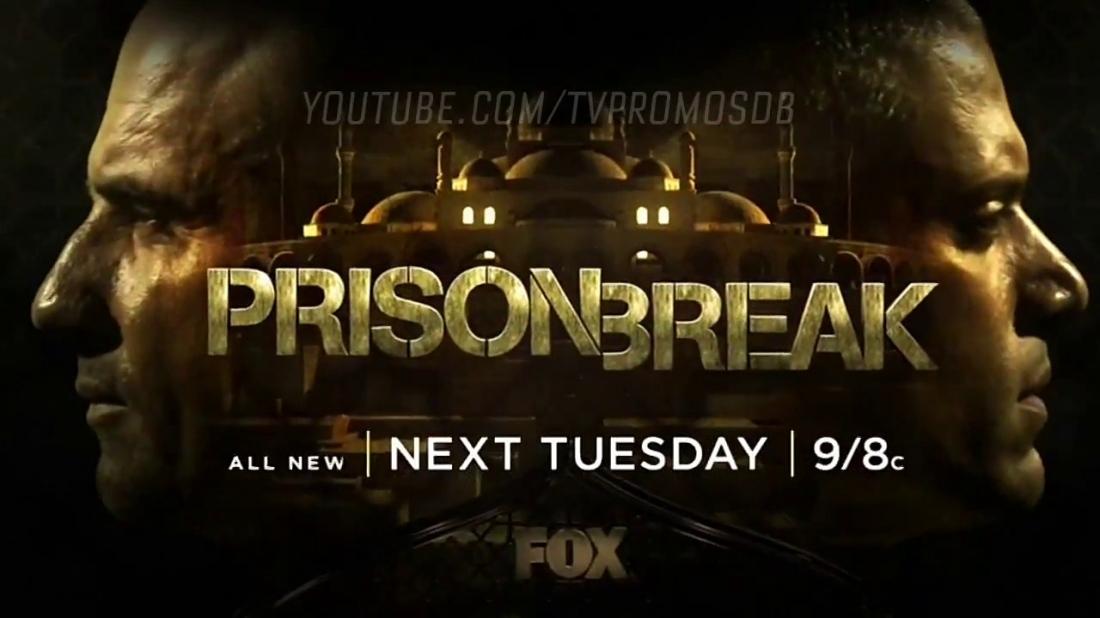 bande annonce prison break saison 5 episode 2 video promo 5x02 hd. Black Bedroom Furniture Sets. Home Design Ideas