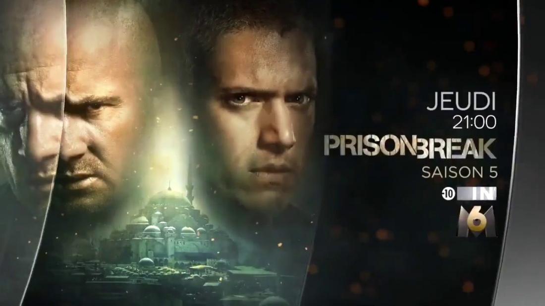 Bande Annonce Prison Break Saison 5 Bande Annonce Vf M6 Jeudi