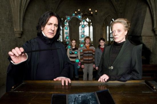 Harry Potter et le Prince de Sang MêléHarry Potter et le Prince de Sang Mêlé