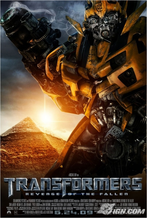 Transformers 2 La Revanche
