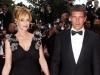 Cannes 2011 : Mélanie Griffith et Antonio Banderas