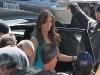 Wonder Woman : tournage avec Liz Hurley