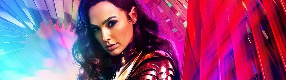 Wonder Woman 1984 : nouvelle bande-annonce VF et VOST et affiche