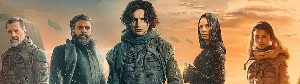 Dune : première bande-annonce VF et VOST dévoilée !