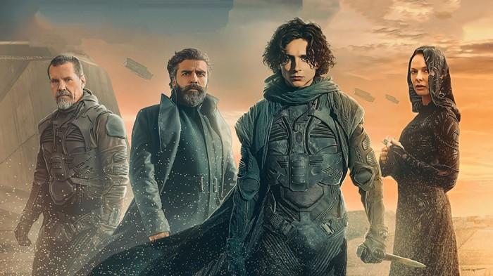 La bande annonce en VOST + VOTRE AVIS — Dune