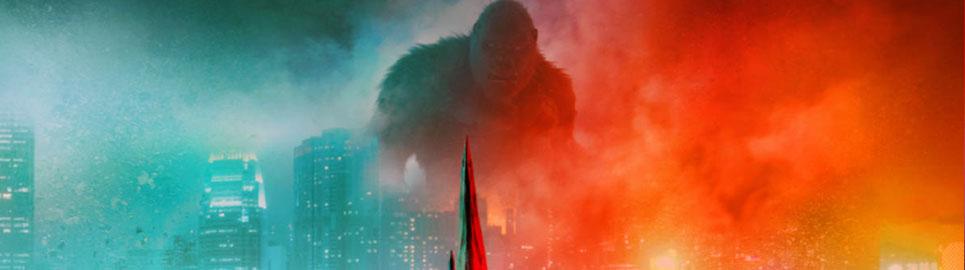 Godzilla vs Kong : bande-annonce VF et VOST