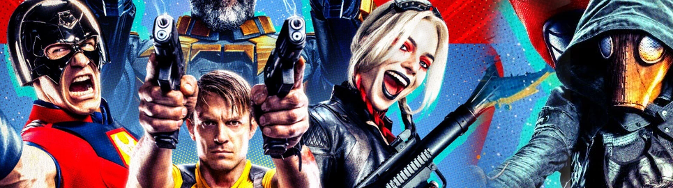 The Suicide Squad : nouvelle bande-annonce VF et VOST