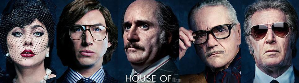 House of Gucci : première bande-annonce VF et VOST