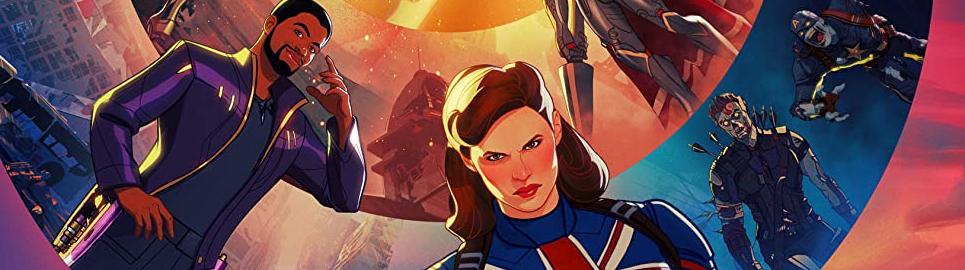 Marvel What If... ? : bande-annonce VF et VOST de la nouvelle série Marvel