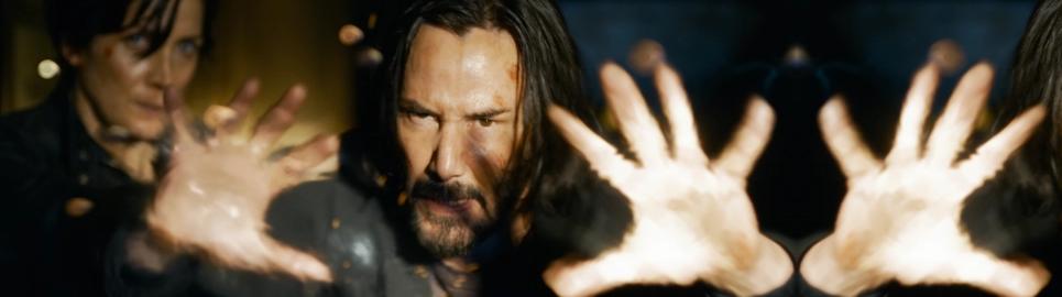 Matrix Resurrections : bande-annonce VF et VOST !